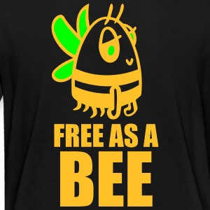 funny motifs: free the bee T-Shirts - Kinder Premium T-Shirt