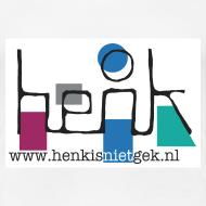 Ontwerp ~ Henkisnietgek T-shirt