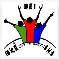 Ontwerp ~ Oei-Aha-Oke T-shirt