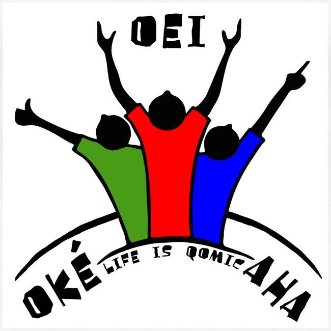 Oei-Aha-Oke T-shirt