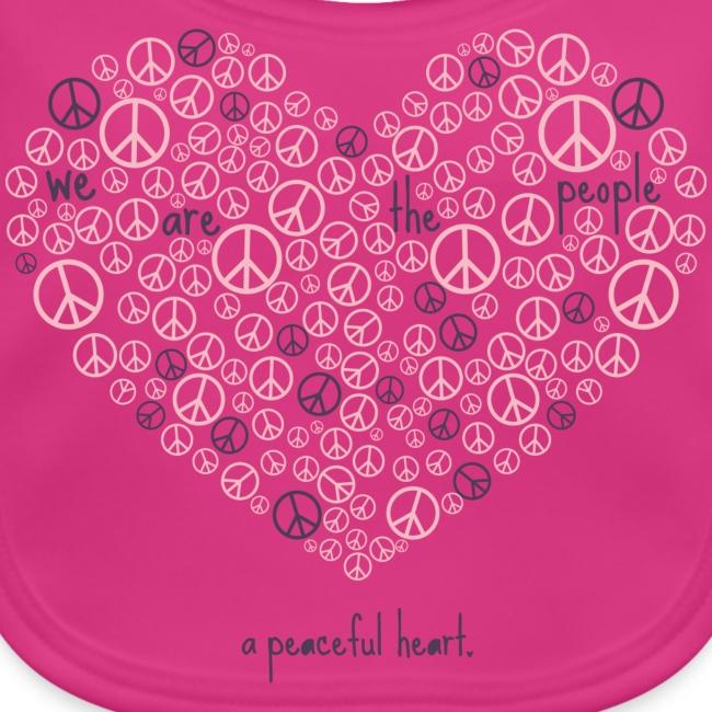 Peace on Earth - Bib