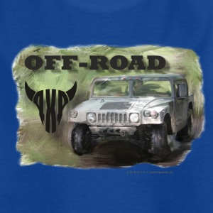 Hummer H1 Offroad Off-Road 4x4 Shirt T-Shirts - Teenager T-Shirt