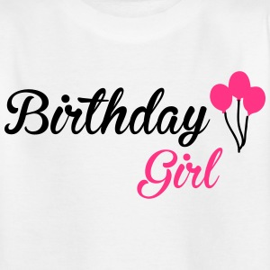Birthday Girl Tee shirts - T-shirt Ado