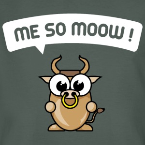me so moow, cow, calf T-Shirts - Men's Organic T-shirt