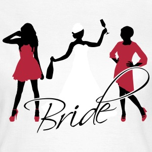 bride T-Shirts - Women's T-Shirt
