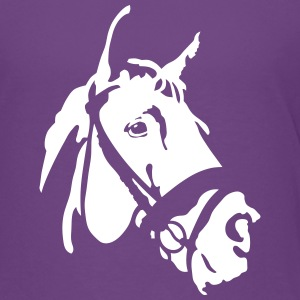 Horse Shirts - Teenager Premium T-shirt