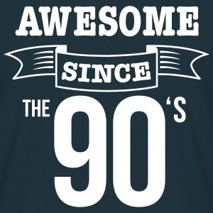 nineties 90's T-shirts - Mannen T-shirt