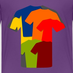 T-Shirts Collage Tee shirts - T-shirt Premium Enfant