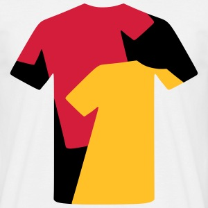 T-Shirt Collage T-Shirts - Men's T-Shirt