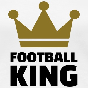 Football King T-Shirts - Frauen Premium T-Shirt