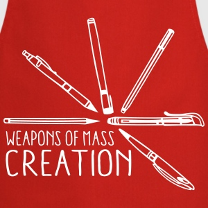 Weapons of mass creation 3 (1c) Tabliers - Tablier de cuisine