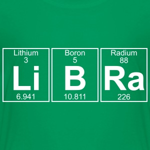 Li-B-Ra (libra) - Full Shirts - Teenage Premium T-Shirt