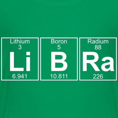 Li-B-Ra (libra) - Full