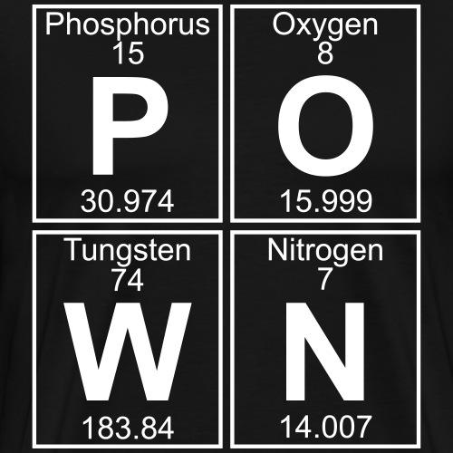 P-O-W-N (pown) - Full