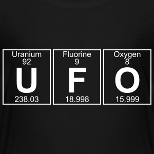 U-F-O (ufo) - Full Shirts - Teenage Premium T-Shirt
