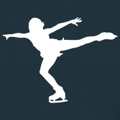 figure skating T-Shirts
