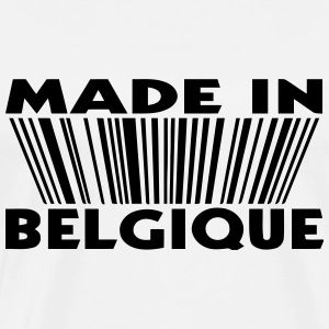 made in Belgique 3D code (1c) Tee shirts - T-shirt Premium Homme