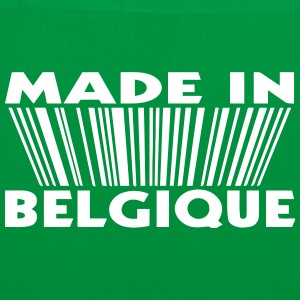 made in Belgique 3D code (1c) Sacs et sacs à dos - Tote Bag