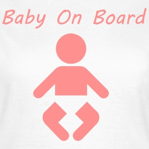 Baby On Board T-shirts - T-shirt dam