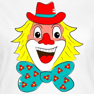 clown karneval T-Shirts - Frauen T-Shirt