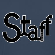 Diseño ~ Camiseta Staff chicos 2 caras