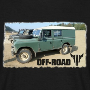 Landy Landie Serie 3 Series 109 4x4 - Men's T-Shirt