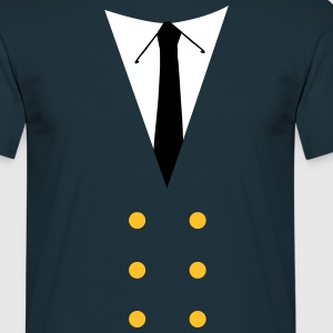 suit pilot T-Shirts - Men's T-Shirt