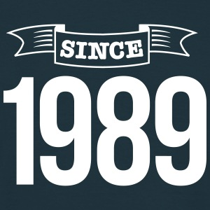 since 1989 T-Shirts - Men's T-Shirt