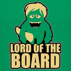 funny motifs: lord of the boards Skjorter - Premium T-skjorte for tenåringer