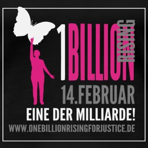One Billion Rising - eine der Milliarde T-Shirts - Frauen Premium T-Shirt