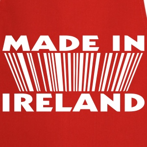 Made in ireland 3D code  Aprons - Cooking Apron