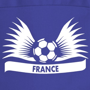 france football shirt / france fan shirt Schürzen - Kochschürze