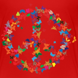 peace frieden T-Shirts - Kinder Premium T-Shirt
