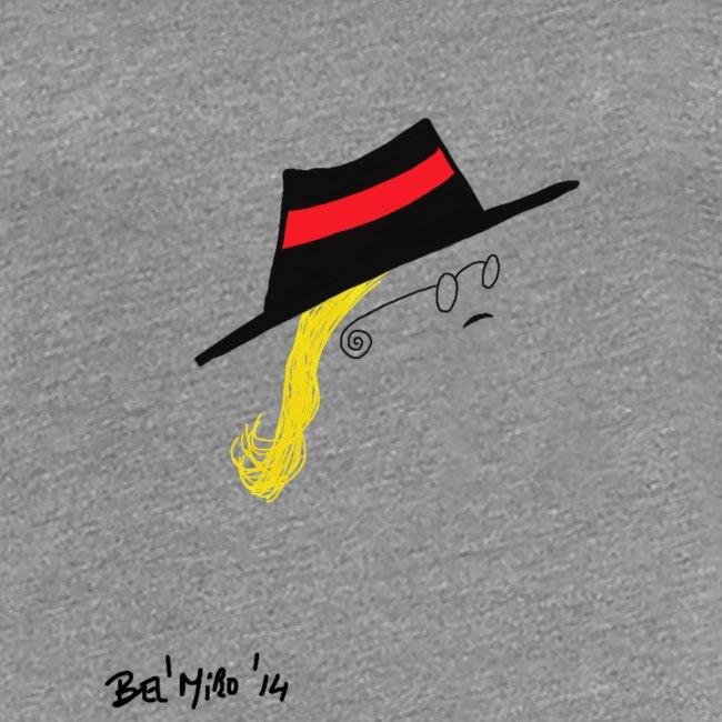 T-Shirt de senhora Portugal é Arte Bel'Miro 2