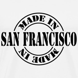 made_in_san_francisco_m1 T-Shirts - Männer Premium T-Shirt