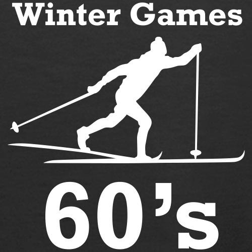winter games 60s ski fond2