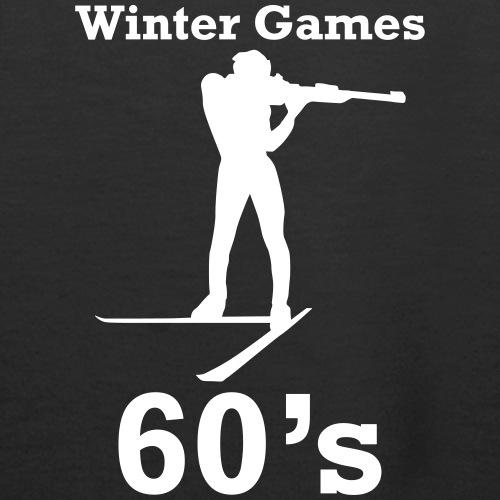 winter games 60s biathlon