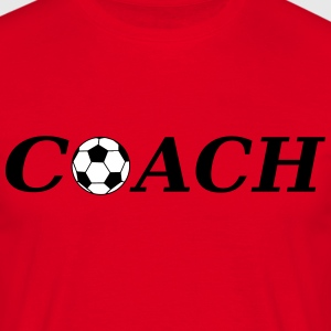Coach T-Shirts - Men's T-Shirt
