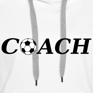 Coach Sweat-shirts - Sweat-shirt à capuche Premium pour femmes