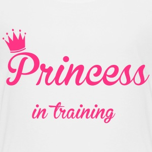 Princess T-shirts - Teenager premium T-shirt