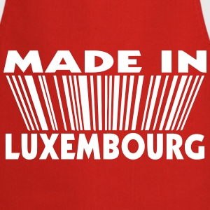Made in  Luxembourg 3D code  Aprons - Cooking Apron