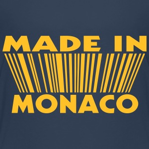 Made in Monaco 3D code T-Shirts - Teenager Premium T-Shirt
