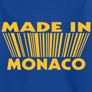Made in Monaco 3D code T-Shirts - Teenager T-Shirt