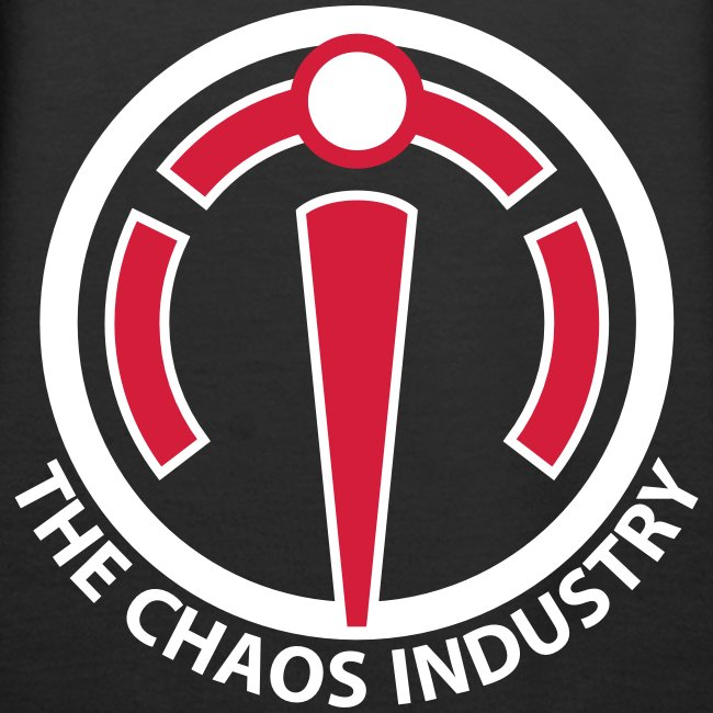 The Chaos Industry - logo on back