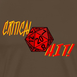 Critical HIT! - Männer Premium T-Shirt