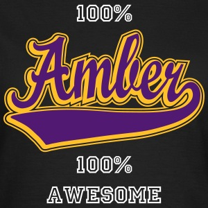 Amber - Name as a sport swash T-Shirts - Women's T-Shirt