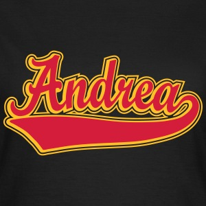 Andrea - Name as a sport swash T-Shirts - Women's T-Shirt