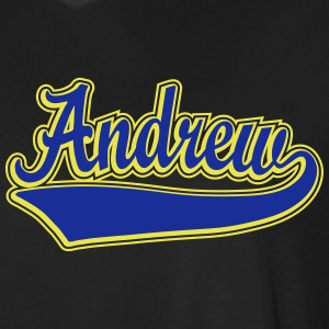 Andrew - Name as a sport swash  T-Shirts - Men's Football Jersey