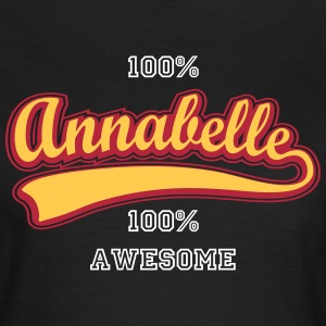 Annabelle - Name as a sport swash T-Shirts - Women's T-Shirt