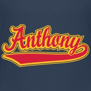 Anthony - Name as a sport swash. Shirts - Kids' Premium T-Shirt
